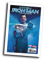 Infamous Iron Man #  7 (Marvel Comics 2017)