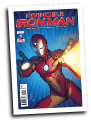 Invincible Iron Man, volume 3 #  6 (Marvel Comics 2017)
