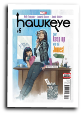 Hawkeye, volume 5 #  5 (Marvel Comics 2017)