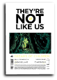 They're Not Like Us #  4 (Image Comics 2015)