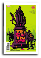 Last Gang in Town # 4 (Vertigo Comics 2016)