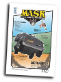 Mask, Mobile Armored Strike Kommand #  5 (IDW Comics 2017)