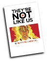 They're Not Like Us # 15 (Image Comics 2017)