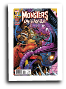Monsters Unleashed #  4 (Marvel Comics 2017)