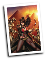 Van Helsing vs. The Mummy Of Amun-Ra #  3 of 6 (Zenescope Comics 2017)
