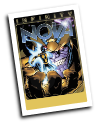 Nova volume 5 #  8 (Marvel Comics 2013)