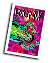 Uncanny, Season One #  4 (Dynamite Comics 2013)