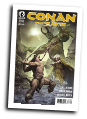 Conan The Slayer #  3 (Dark Horse Comics 2016)
