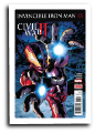 Invincible Iron Man # 13 (Marvel Comics 2016)