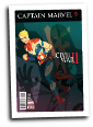 Captain Marvel volume 8 #  9 (Marvel Comics 2016)