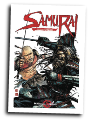 Samurai: Brothers In Arms #  1 (Titan Comics 2016)