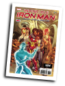Invincible Iron Man, volume 3 # 11 (Marvel Comics 2017)