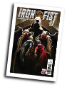 Iron Fist #  7 (Marvel Comics 2017)