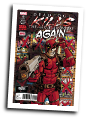 Deadpool Kills The Marvel Universe Again # 5 (Marvel Comics 2013)