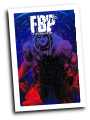 FBP: Federal Bureau of Physics # 23 (Vertigo Comics 2015)