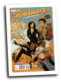 Runaways #  3 (Marvel Comics 2015) Secret Wars