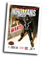 Inhumans: Attilan Rising #  4 SW (Marvel Comics 2015)