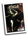 1602 Witch Hunter Angela # 3 (Marvel Comics 2015)