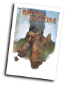 Brutal Nature #  4 of 4 (IDW Publishing 2016)