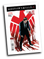 Agents of S.H.I.E.L.D. #  8 (Marvel Comics 2016)