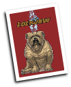 Lockjaw Dog Days TP (Marvel Comics 2017)