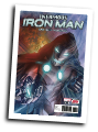 Infamous Iron Man # 11 (Marvel Comics 2017)