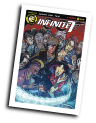 Infinite Seven #  6 (Action Lab Comics 2017)