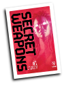 Secret Weapons # 1 of 4 (Valiant Comics 2017)