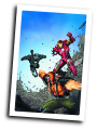Iron Man: The Coming of The Melter # 1 (Marvel Comics 2013)