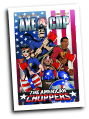 Axe Cop American Choppers # 1 (Dark Horse Comics 2014)