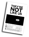 They're Not Like Us #  6 (Image Comics 2015)