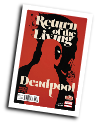 Return of The Living Deadpool # 4 (Marvel Comics 2015)