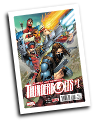 Thunderbolts volume 3 #  1 (Marvel Comics 2016)