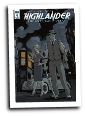 Highlander: The American Dream #  4 of 5 (IDW Publishing 2017)