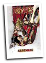 Zombies Assemble #  2 of 4 (Marvel Comics 2017)