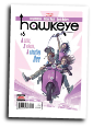 Hawkeye, volume 5 #  6 (Marvel Comics 2017)