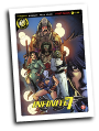 Infinite Seven #  4 (Action Lab Comics 2017)