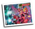 Justice League: No Justice # 1 of 4 (DC Comics 2018)