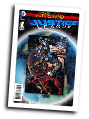 Justice League Futures End # 1 (DC Comics 2014)