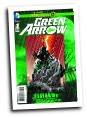Green Arrow Futures End # 1 (DC Comics 2014)