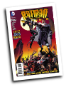 Batman Beyond Universe # 12 (DC Comics 2013)