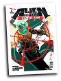 Alien Legion Uncivil War # 3 (Titan Comics 2014)