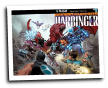 Armor Hunters Harbinger # 1 (Valiant Comics 2014)