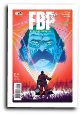 FBP: Federal Bureau of Physics # 22 (Vertigo Comics 2015)