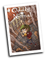 Oddly Normal # 8 (Image Comics 2015)