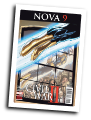 Nova volume 6 #  9 (Marvel Comics 2016)