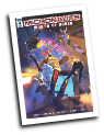 Micronauts Wrath of Karza # 4 of 5 (IDW Comics 2016)