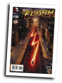 Flash Season Zero #  4 (DC Comics 2014)