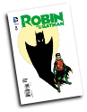 Robin Son of Batman #  8 (DC Comics 2015)