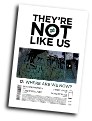They're Not Like Us # 12 (Image Comics 2015)
